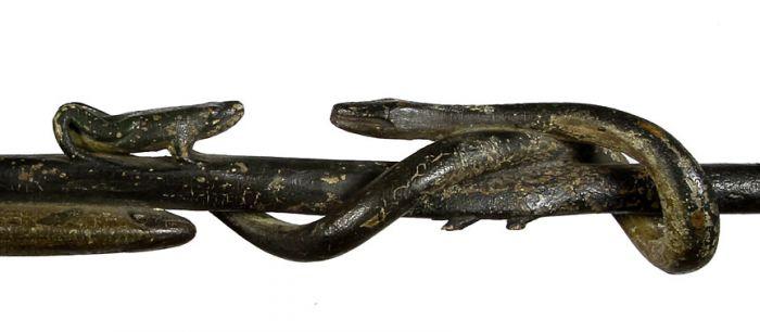 A Philadelphia Antique Curiosity Gun , Sword, and Cane Curiosa  Collection Estate Auction  - 118_2.jpg