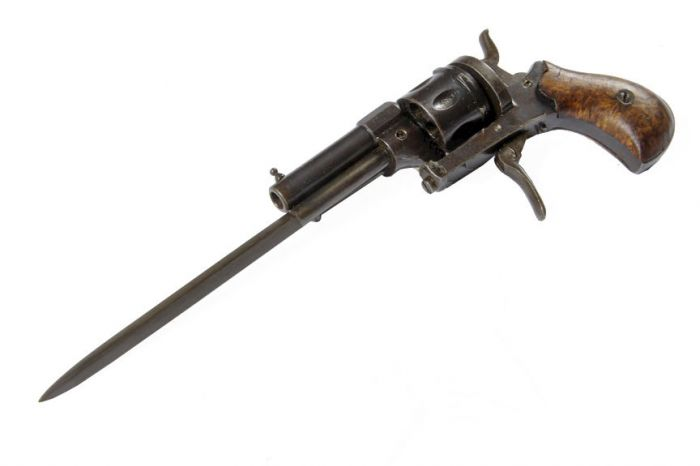 A Philadelphia Antique Curiosity Gun , Sword, and Cane Curiosa  Collection Estate Auction  - 14.jpg