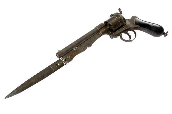 A Philadelphia Antique Curiosity Gun , Sword, and Cane Curiosa  Collection Estate Auction  - 15.jpg