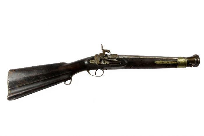 A Philadelphia Antique Curiosity Gun , Sword, and Cane Curiosa  Collection Estate Auction  - 21.jpg