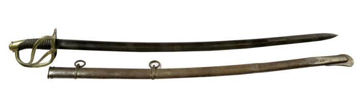 A Philadelphia Antique Curiosity Gun , Sword, and Cane Curiosa  Collection Estate Auction  - 30.jpg