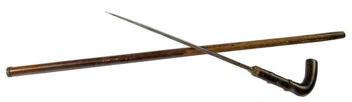 A Philadelphia Antique Curiosity Gun , Sword, and Cane Curiosa  Collection Estate Auction  - 61.jpg