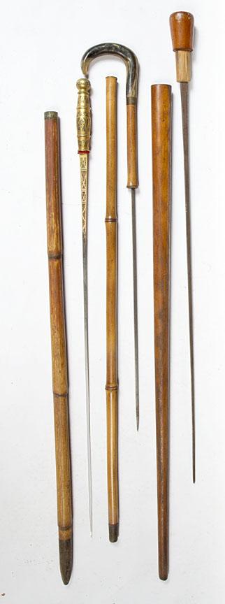A Philadelphia Antique Curiosity Gun , Sword, and Cane Curiosa  Collection Estate Auction  - 68_1.jpg