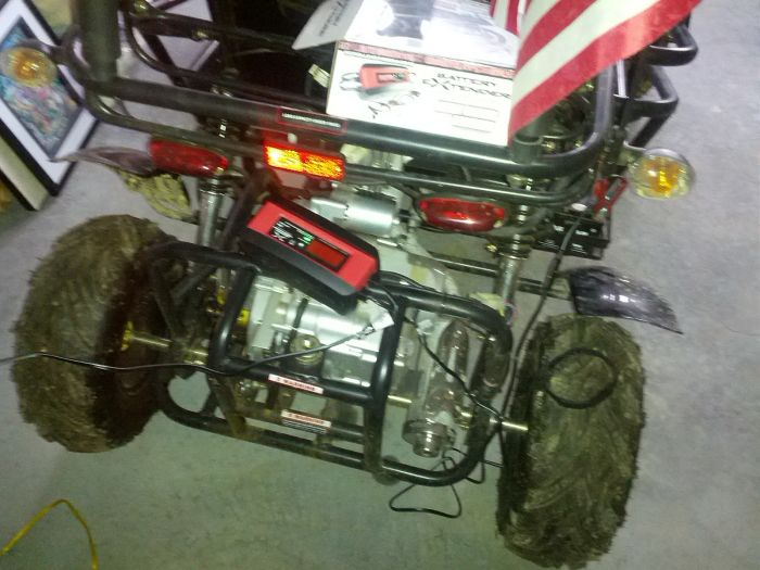 Go-Cart. Upscale Household, Office and Collectibles Sunday Auction - IMG_20150310_095814.jpg