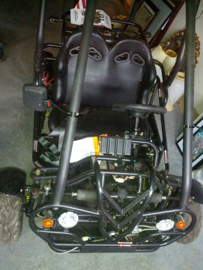 Go-Cart. Upscale Household, Office and Collectibles Sunday Auction - IMG_20150310_095825.jpg