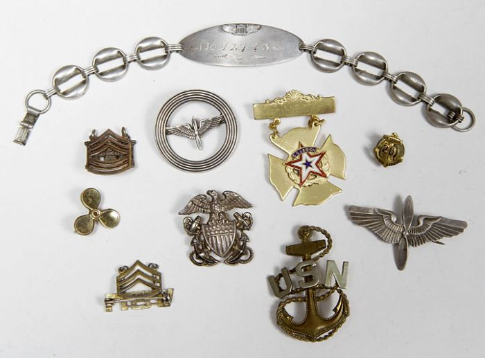 Lifetime Military Collection- USA, Nazi, Firearms, Uniforms and More - 79.jpg