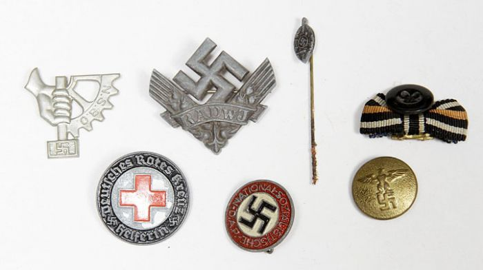 Lifetime Military Collection- USA, Nazi, Firearms, Uniforms and More - 90.jpg