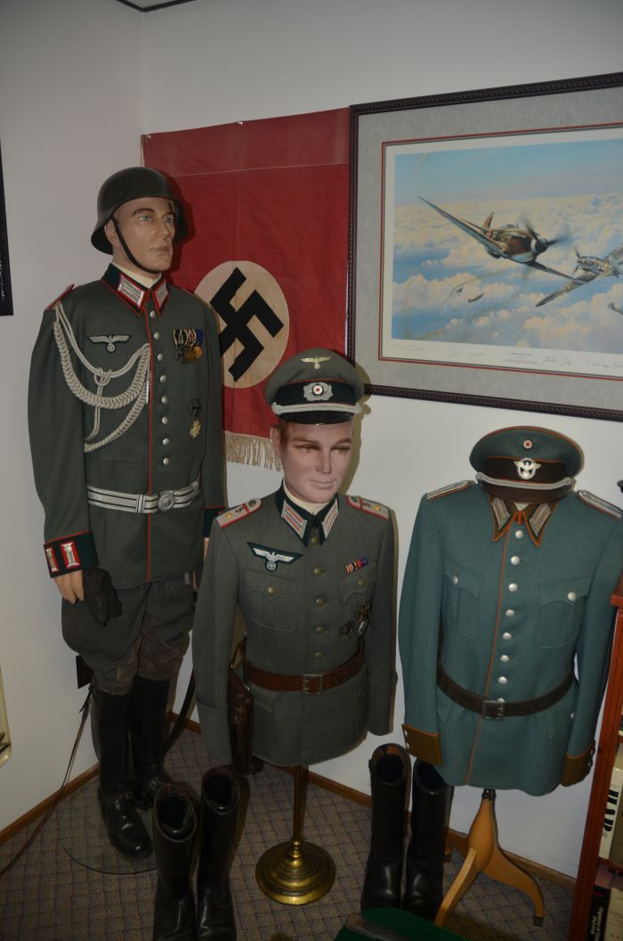 Lifetime Military Collection- USA, Nazi, Firearms, Uniforms and More - DSC_3731.JPG