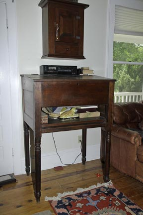 Mary L Weisfeld Living Estate Collection Abingdon Va. - Local_Stand_up_Desk.jpg