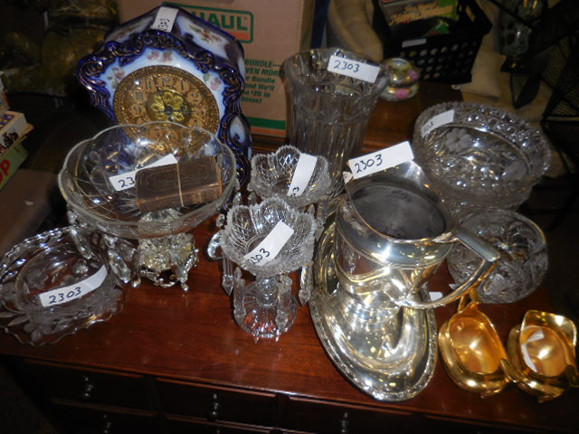 25th Annual Thanksgiving Auction  - DSCN3339.JPG