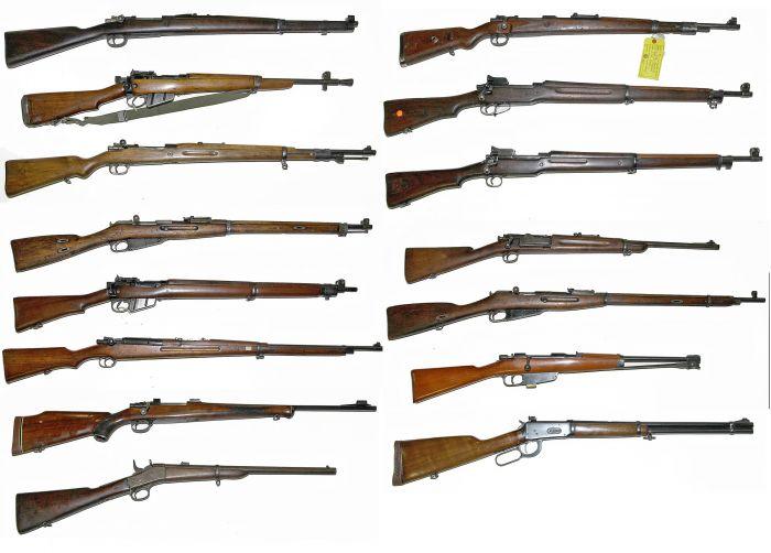 25th Annual Thanksgiving Auction  - guns_1.jpg