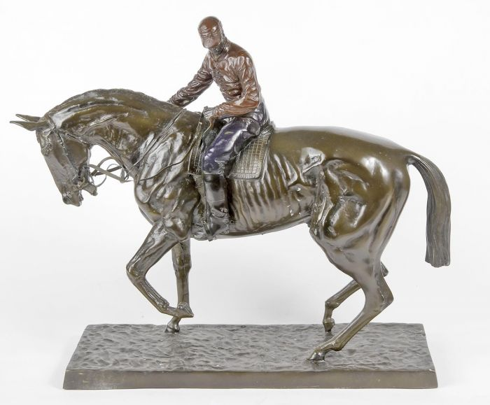 25th Annual Thanksgiving Auction  - horseman.jpg