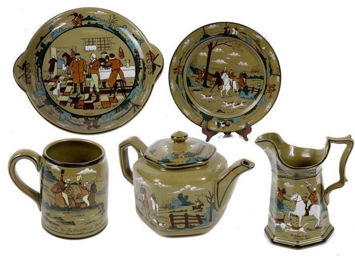 25th Annual Thanksgiving Auction  - plates.jpg
