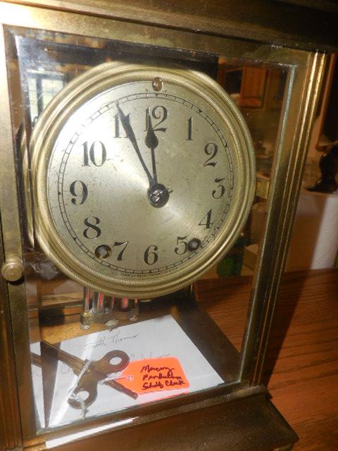 Colonel Frank and Dr. Ginger Rutherford Estate- Antiques, Clocks, Upscale Furnishing - DSCN5026.JPG