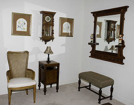 Colonel Frank and Dr. Ginger Rutherford Estate- Antiques, Clocks, Upscale Furnishing - JP_3066_LO.jpg