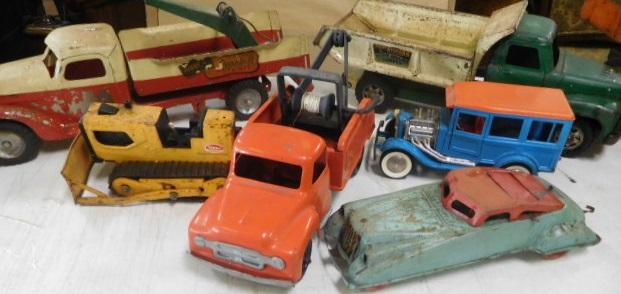Tony Greg Estate Toy Collection - DSCN1216.JPG