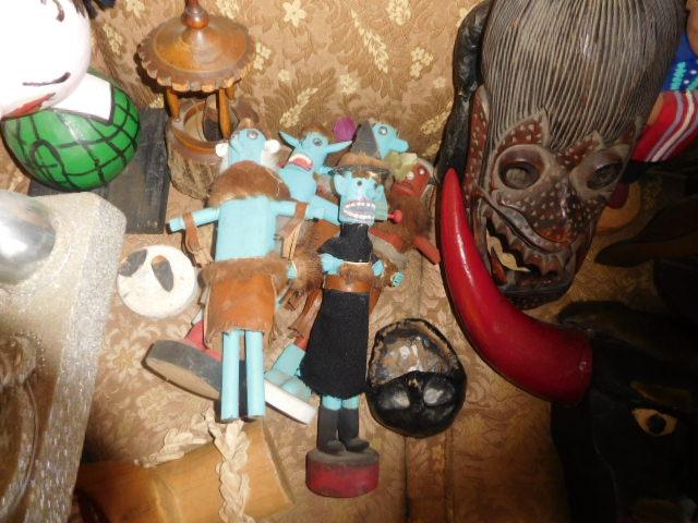 Yard Art, Stones, Carving,Vessels, Whirligigs, Folk Art from the Estate Of Mark King - DSCN1329.JPG