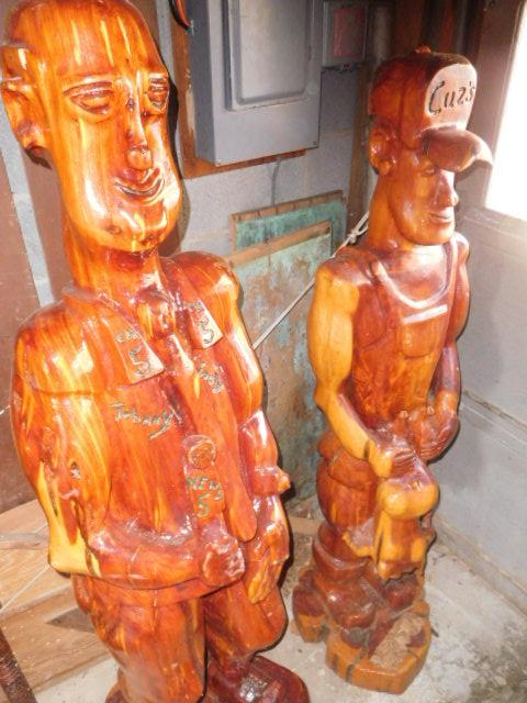 Yard Art, Stones, Carving,Vessels, Whirligigs, Folk Art from the Estate Of Mark King - DSCN1379.JPG