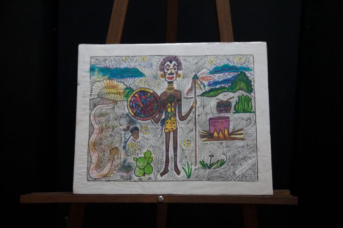 Outsider Art Absentee Two Week Timed Auction -Ends March 18th - 102_1.jpg