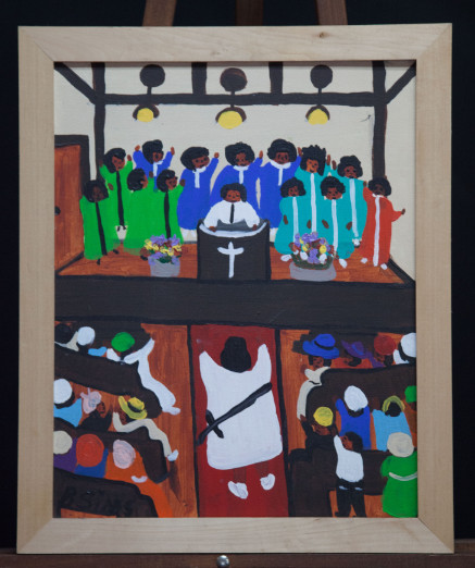 Outsider Art Absentee Two Week Timed Auction -Ends March 18th - 108_1.jpg