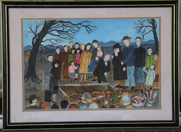 Outsider Art Absentee Two Week Timed Auction -Ends March 18th - 112_1.jpg