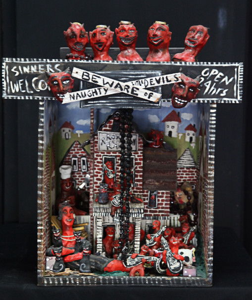 Outsider Art Absentee Two Week Timed Auction -Ends March 18th - 118_1.jpg