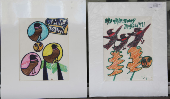 Outsider Art Absentee Two Week Timed Auction -Ends March 18th - 128_1.jpg