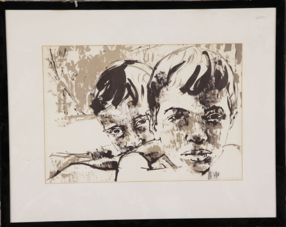 Outsider Art Absentee Two Week Timed Auction -Ends March 18th - 132_1.jpg