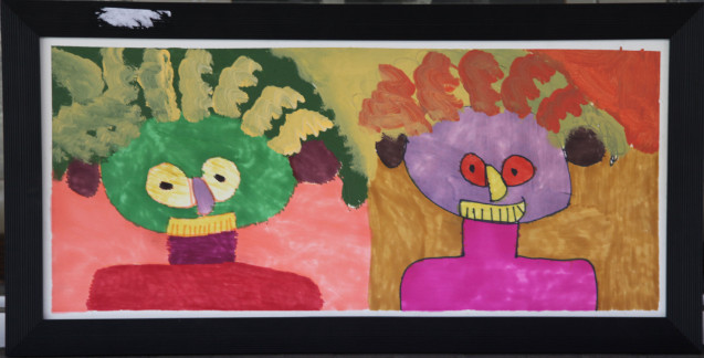 Outsider Art Absentee Two Week Timed Auction -Ends March 18th - 135_1.jpg