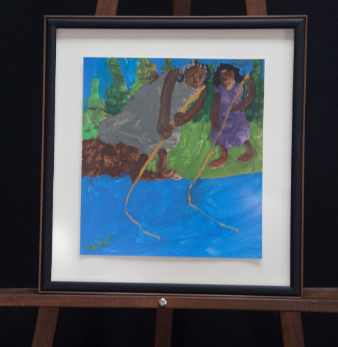 Outsider Art Absentee Two Week Timed Auction -Ends March 18th - 18_1.jpg