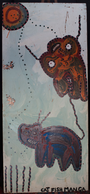 Outsider Art Absentee Two Week Timed Auction -Ends March 18th - 40_1.jpg