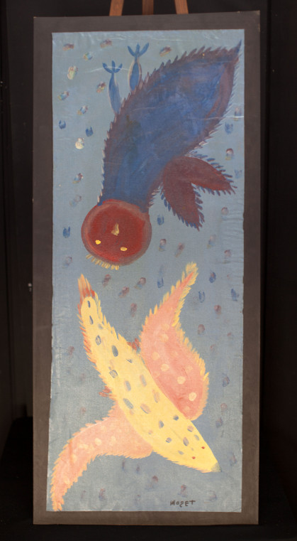 Outsider Art Absentee Two Week Timed Auction -Ends March 18th - 45_1.jpg