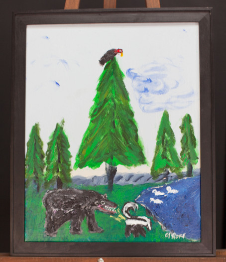 Outsider Art Absentee Two Week Timed Auction -Ends March 18th - 50_1.jpg