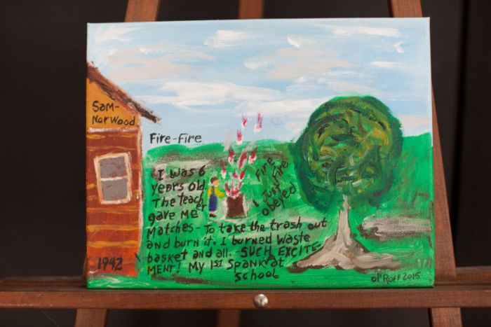 Outsider Art Absentee Two Week Timed Auction -Ends March 18th - 53_1.jpg