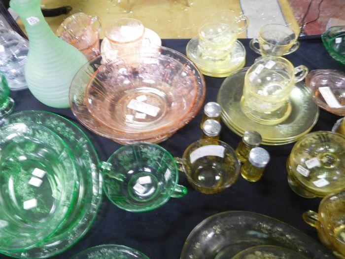 California Estate plus a Lifetime Depression Glass Collection - DSCN2470.JPG