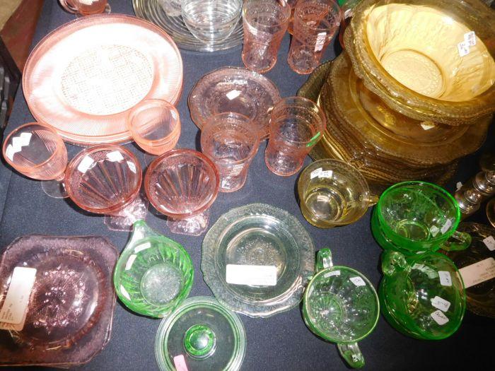 California Estate plus a Lifetime Depression Glass Collection - DSCN2527.JPG