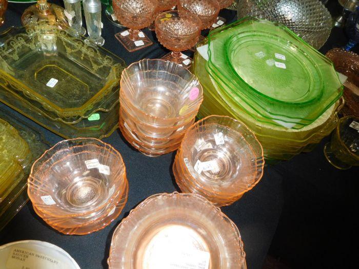 California Estate plus a Lifetime Depression Glass Collection - DSCN2531.JPG