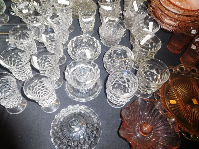 California Estate plus a Lifetime Depression Glass Collection - DSCN2537.JPG