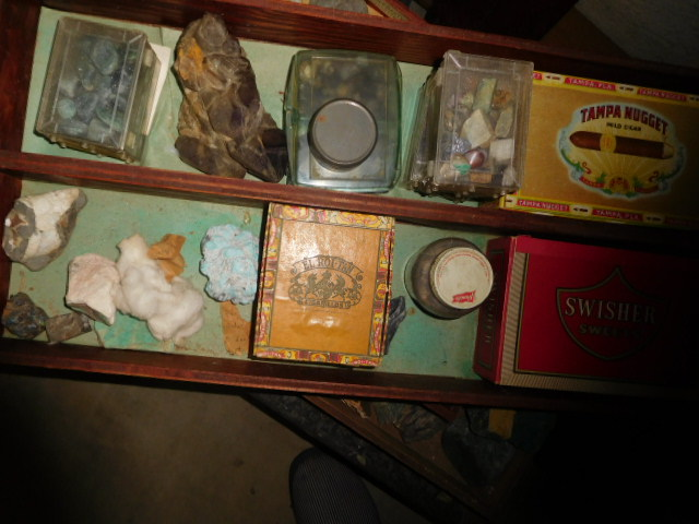 Reuben and Ruth Russell Estates Auction- Antiques-Real Estate- Rock Collection - DSCN3807.JPG