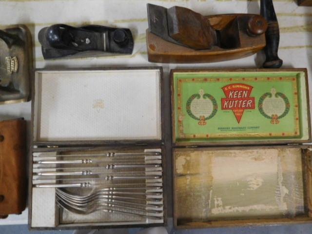 Advertising, Large Keen Kutter, Vintage toy, Jars Etc two Estate Collections - DSCN9467.JPG