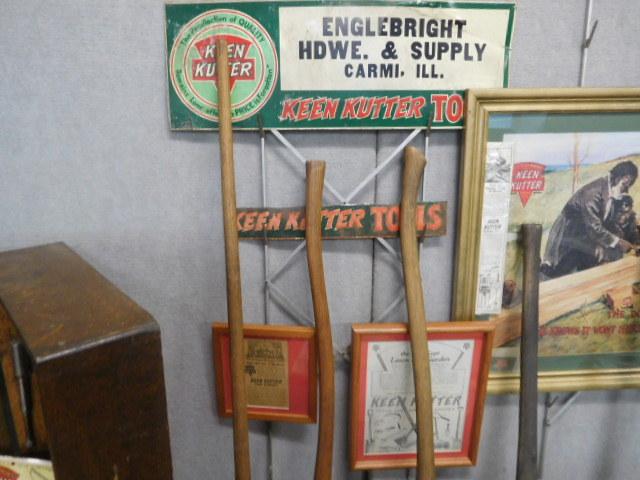Advertising, Large Keen Kutter, Vintage toy, Jars Etc two Estate Collections - DSCN9478.JPG