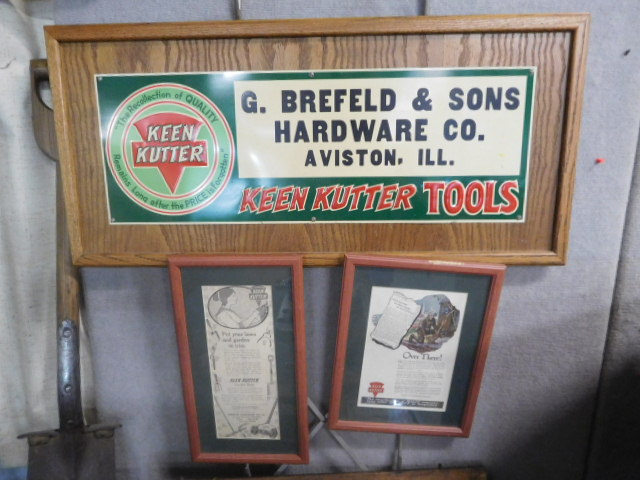 Advertising, Large Keen Kutter, Vintage toy, Jars Etc two Estate Collections - DSCN9479.JPG