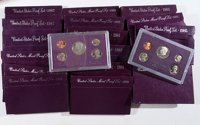 Rare Proof Coins and others, Fine Military-Modern- And Long Guns- A St. Louis Cane Collection - 101_1_1.jpg