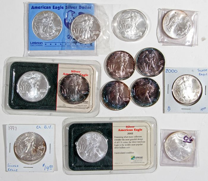 Rare Proof Coins and others, Fine Military-Modern- And Long Guns- A St. Louis Cane Collection - 115_1.jpg