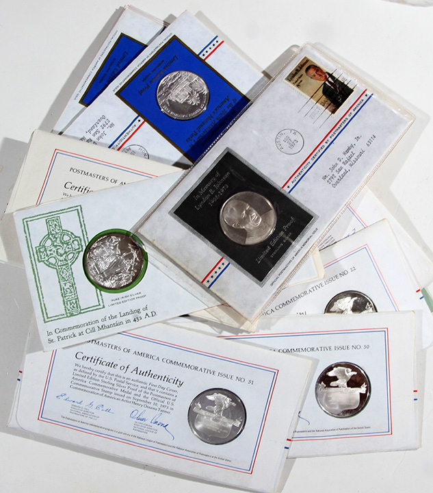 Rare Proof Coins and others, Fine Military-Modern- And Long Guns- A St. Louis Cane Collection - 118_1.jpg