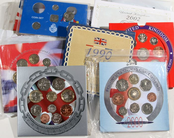 Rare Proof Coins and others, Fine Military-Modern- And Long Guns- A St. Louis Cane Collection - 124_1.jpg