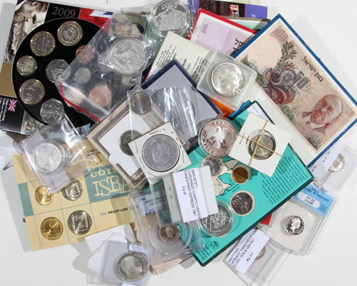 Rare Proof Coins and others, Fine Military-Modern- And Long Guns- A St. Louis Cane Collection - 125_1.jpg