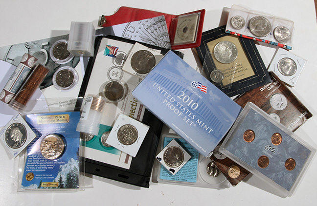 Rare Proof Coins and others, Fine Military-Modern- And Long Guns- A St. Louis Cane Collection - 135_1.jpg