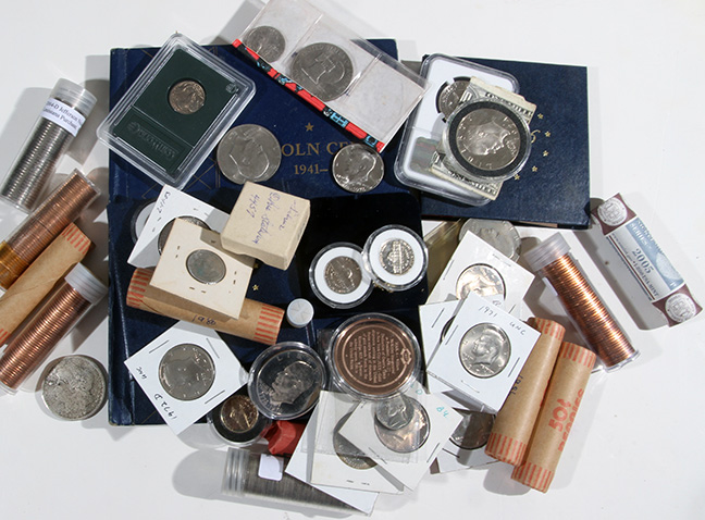 Rare Proof Coins and others, Fine Military-Modern- And Long Guns- A St. Louis Cane Collection - 136_1.jpg