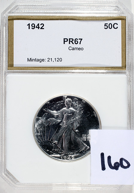 Rare Proof Coins and others, Fine Military-Modern- And Long Guns- A St. Louis Cane Collection - 160_1.jpg
